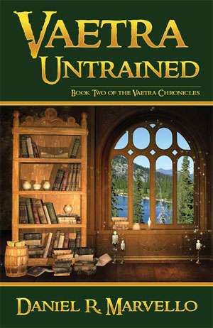 Vaetra Untrained cover image