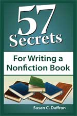 57 secrets for writing a book