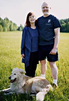 James Byrd and Susan Daffron